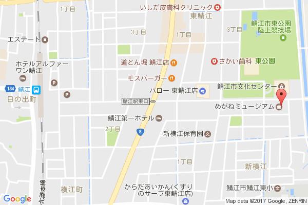 地図サイトで表示
