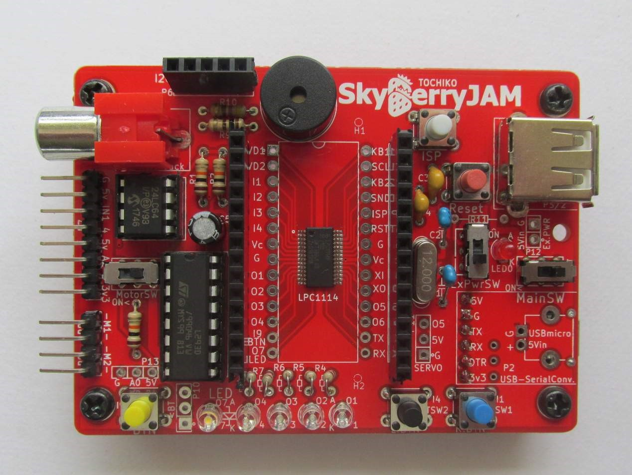 SkyBerryJam